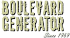 Boulevard Generator - Family owned & operated since 1969